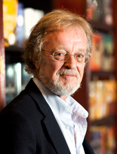 Bernard Cornwell author