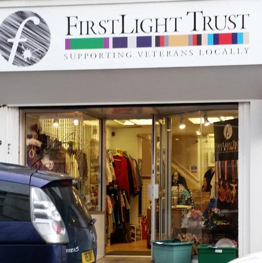 FirstLight Trust shop in Scarborough