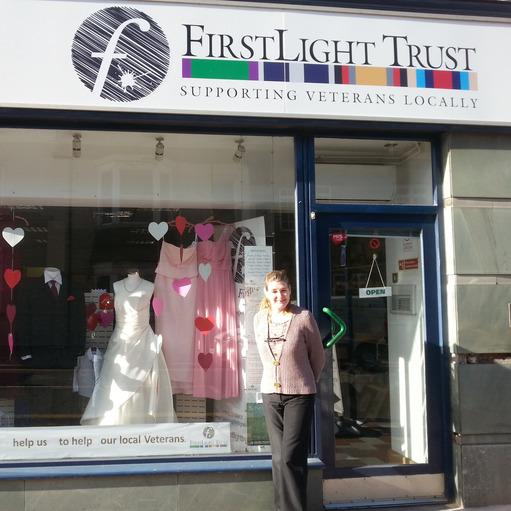 FirstLight Trust shop in Redcar