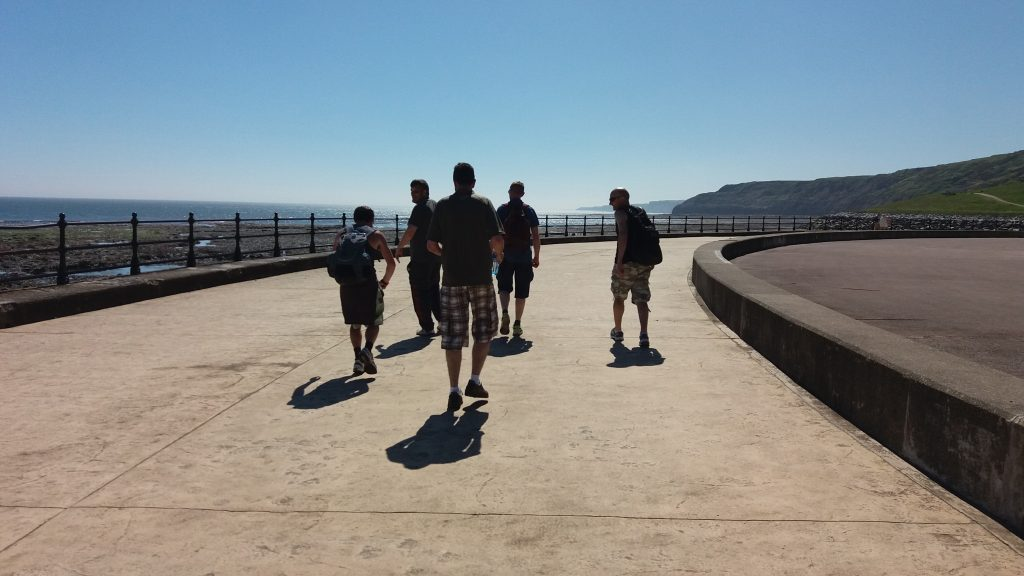 Friday Fitness session for veterans - walk in Scarborough