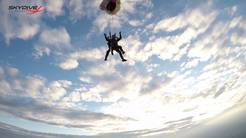 Skydiving fundraiser
