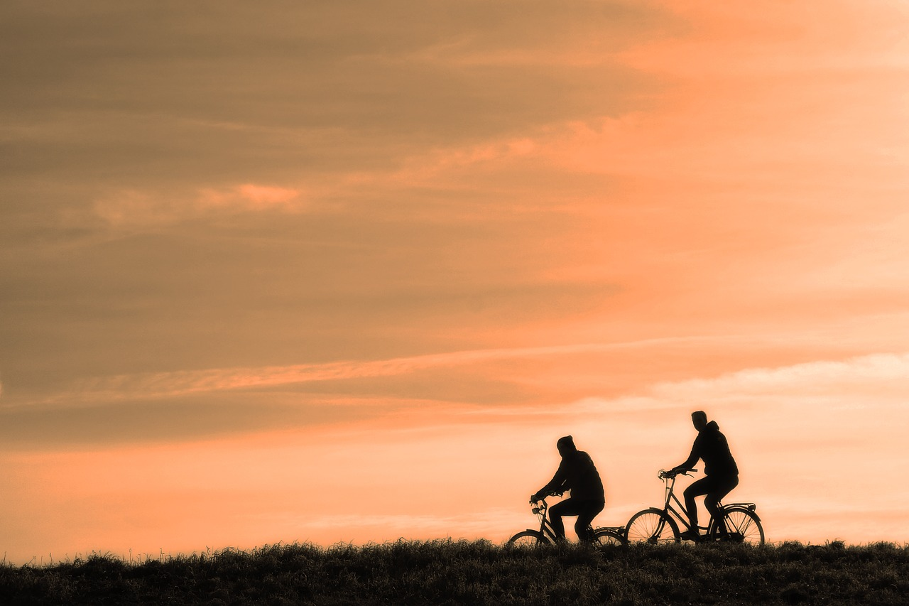 Redcar cycle for veterans on Fridays
