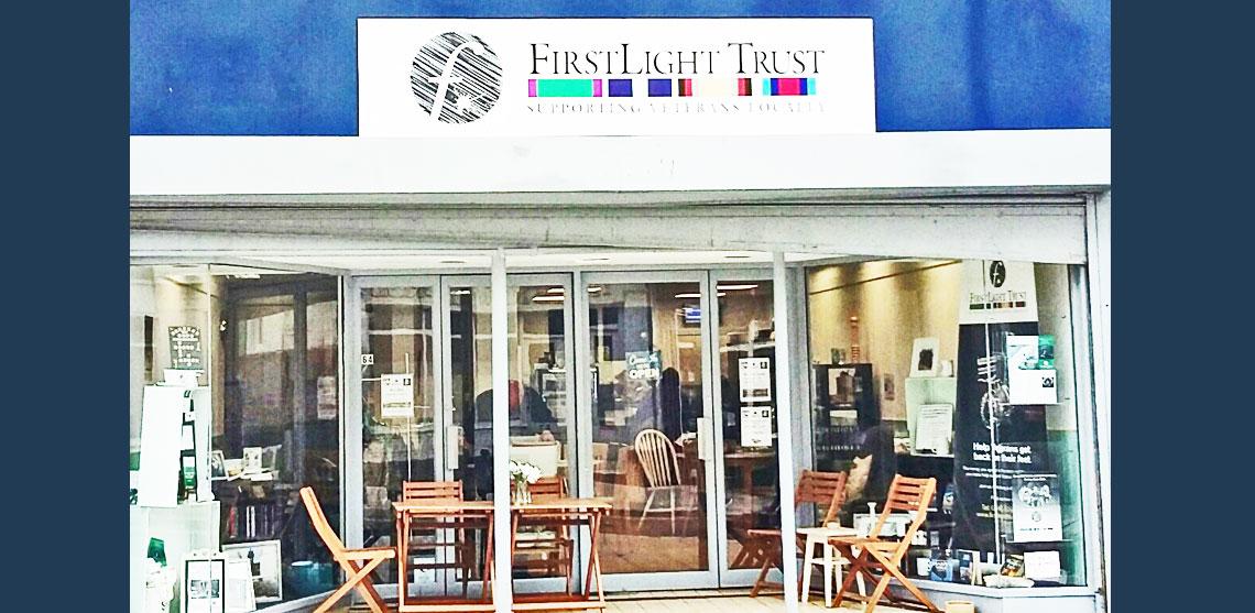 Scarborough veterans hub FirstLight Trust